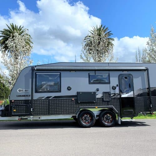 Brand New Brilliant Lonsdale Semi Off Road 20.6 ft 2 berth with Full Ensuite